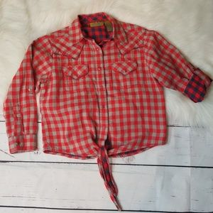 Girls Wrangler Shirt
